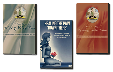Buy pelvic health DVDs online